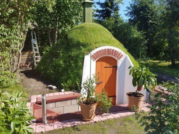 Tallinna maakelder – pisike ja tubli, väärikas ja säästlik!