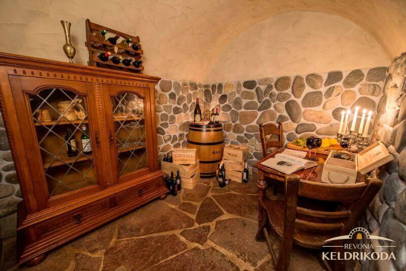 Hiiumaa veinikelder – väärikas ja tõeliselt isikupärane!